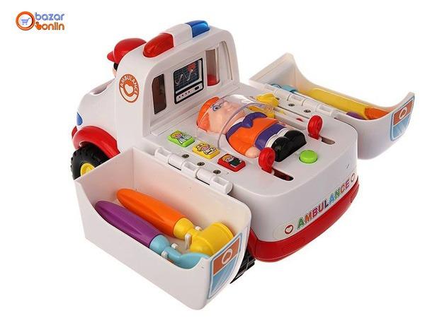 خرید آمبولانس 836