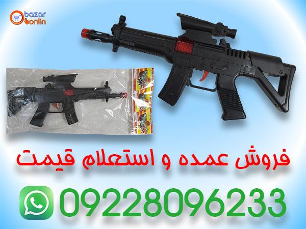 فروش عمده تفنگ اسباب بازی گلدن گان مدل M116