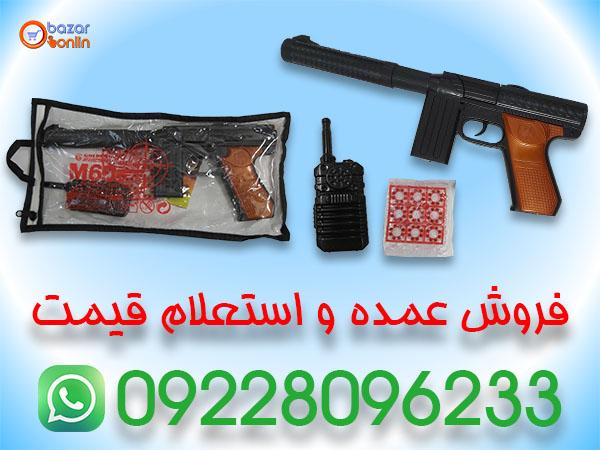 فروش عمده تفنگ اسباب بازی گلدن گان مدل M60