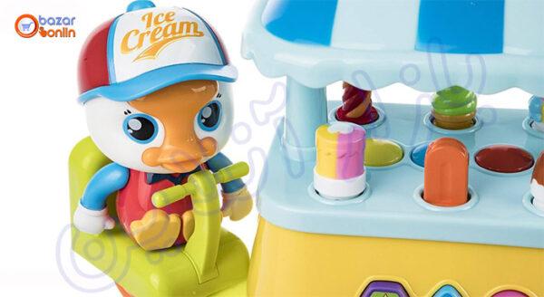 دکه بستنی فروشی هولی تویز مدل 6101