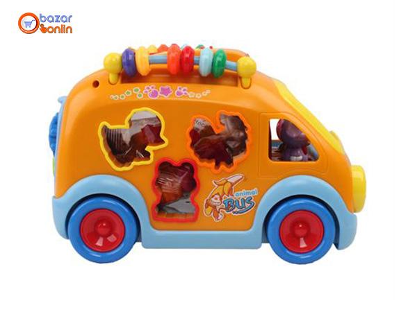 اتوبوس شادی هولی تویز کد 988