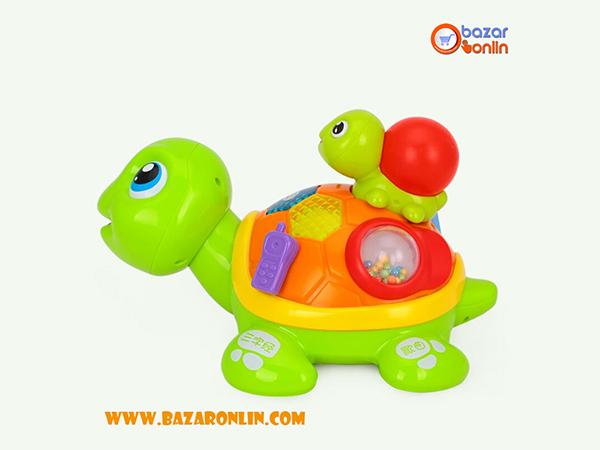 لاکپشت موزیکال هولی تویز مدل 868
