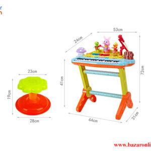 پیانو آموزشی هولی تویز مدل 669