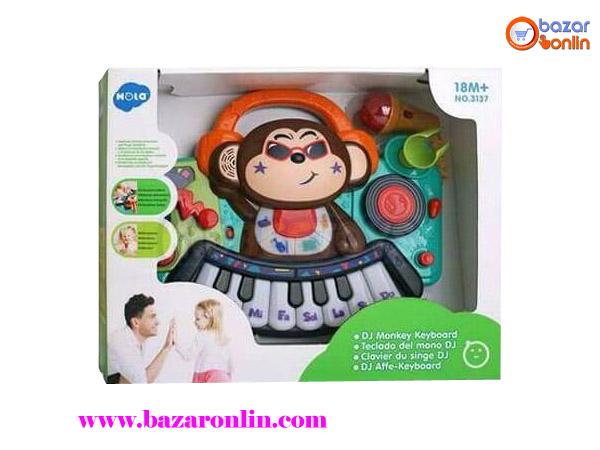 ارگ میمون هولی تویز مدل 3137، اسباب بازی، هولی تویز
