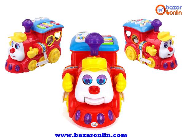قطار ارگی هولی تویز مدل 556، هولی تویز، huile toys