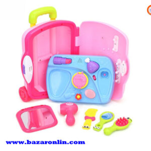 کیف آرایشی هولی تویز مدل 3901، چمدان آرایش هولی تویز، اسباب بازی، هولی تویز