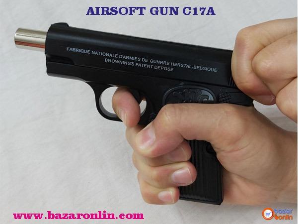 کلت ساچمه ای ایرسافت مدل C17A اسباب بازی