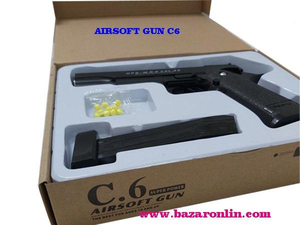 کلت ساچمه ای ایرسافت مدل C6