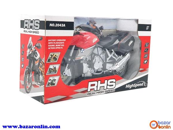 موتور سیکلت موزیکال مدل 2043A