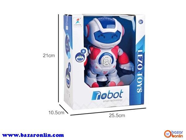 ربات چرخشی موزیکال مدل 7-99444