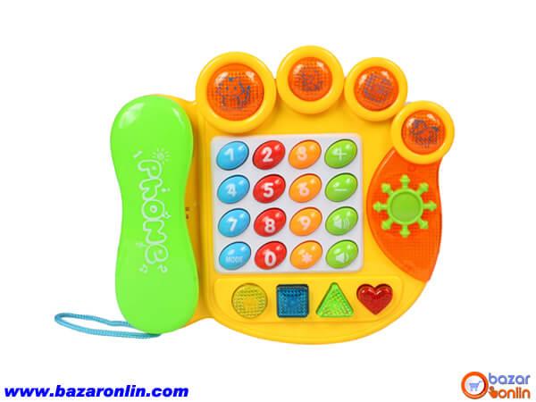 تلفن موزیکال آموزشی مدل 15-389