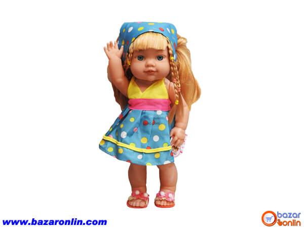 عروسک دختربچه BabyMayMay مدل 258C