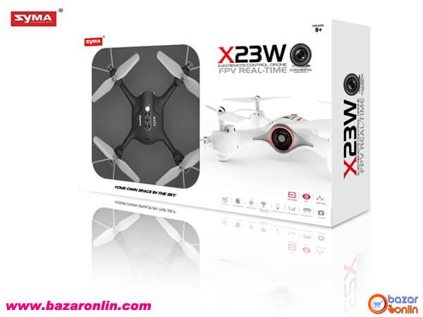 کوادکوپتر کنترلی SYMA مدل X23W