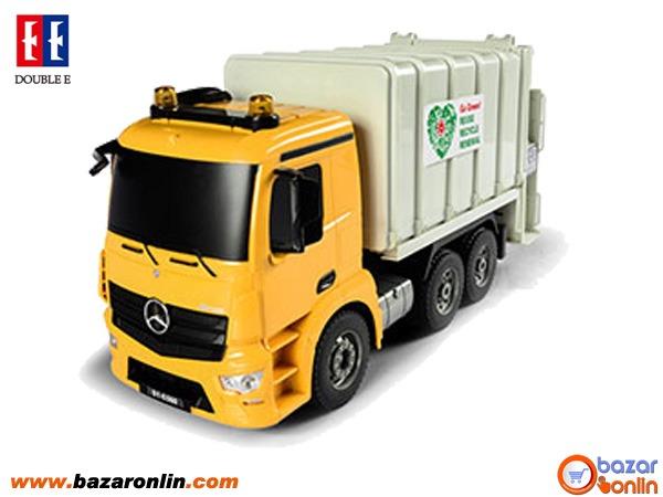 کامیون حمل زباله کنترلی دابل E