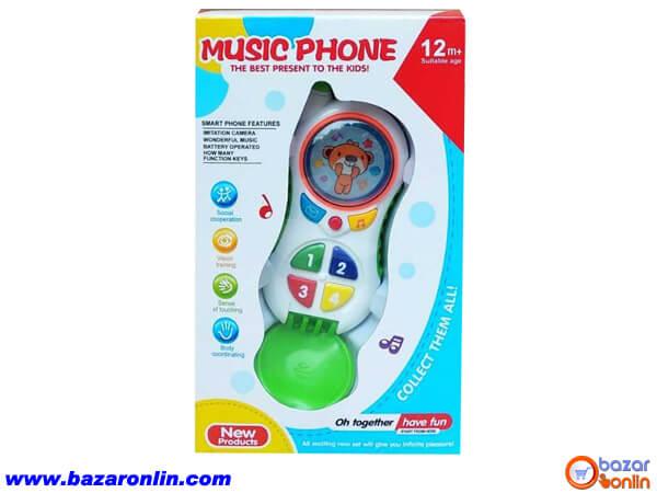 موبایل موزیکال مدل CY1013-4