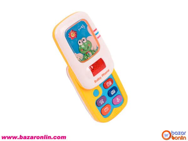 موبایل کشویی موزیکال مدل CY1013-2