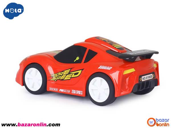 ماشین مسابقه لمسی هولا تویز مدل 6106B